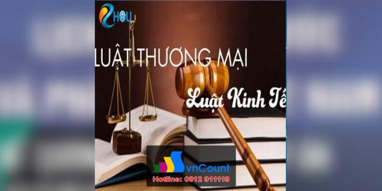 Pháp luật về hoạt động thương mại SL05 EHOU
